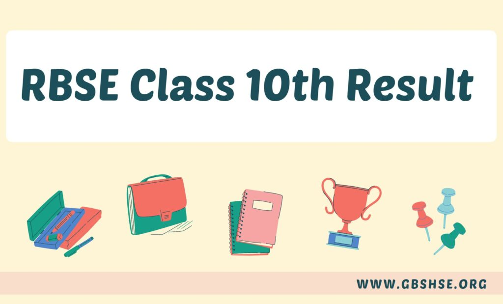rbse-class-10th-result